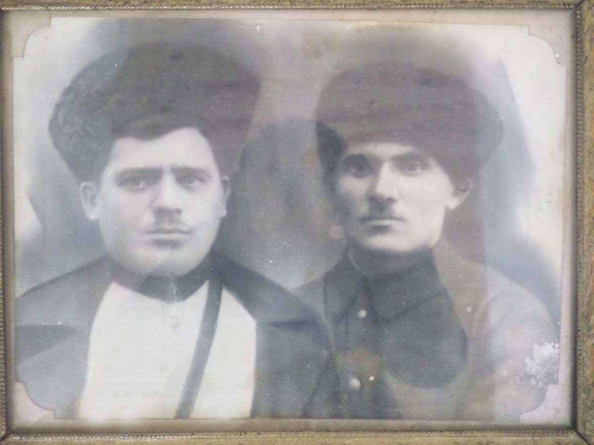 0058 Магомедов М.Г. участник трех войн первой мировой, гражданской и ВОВ