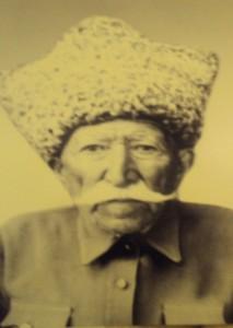 0040 Г1ашал Мух1амад красный партизан, участник Гражданской войны