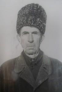 0042 Гаджиев М участник ВОВ Сталинград Орден Отеч . войны