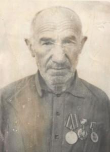 0048 Магомедов Зубайри участник Курской битвы