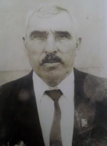 0054 Саидов Абдулмалик награжден орденом Красной звезды