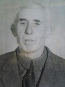 0057 Цихилов О. участник битвы под Москвой, битвы на Курской дуге. Награжден орденом Красной звезды