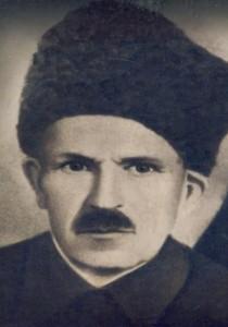 0036 Алиев Алимагомед Алиевич ветеран ВОВ