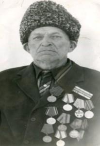 0037 Алиев Газимагомед ветеран ВОВ