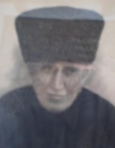 0056 Х1айбулагьил Мухамад красный партизан, участник Гражданской войны